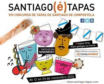 Santiago(é)tapas 2015