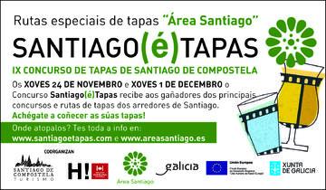 Santiago(É)Tapas - Área Santiago
