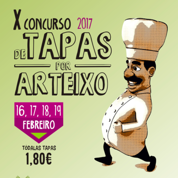 De Tapas por Arteixo 2017