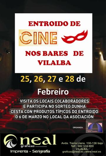 Entroido de Cine nos Bares de Vilalba