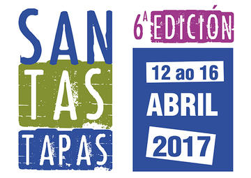 Santas Tapas 2017 - A Estrada