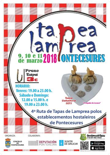 Tapea Lamprea 2018
