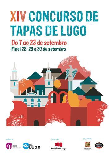 XIV Concurso de tapas de Lugo