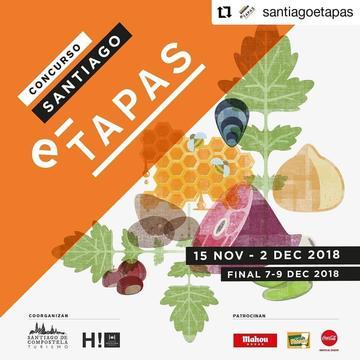 Santiago(é)Tapas 2018