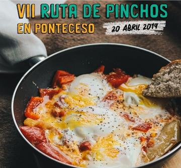 VII Ruta de Pinchos en Ponteceso