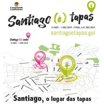 Santiago(é)Tapas 2019