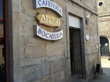 Cafetería Alfolí