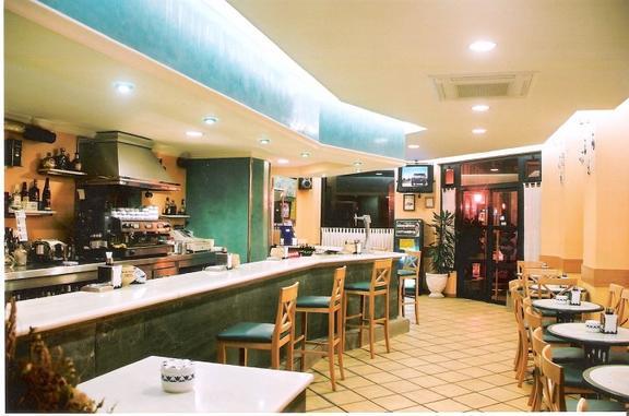 Café bar As Camelias