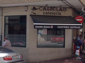 Host - CAFETERÍA CASTELAO