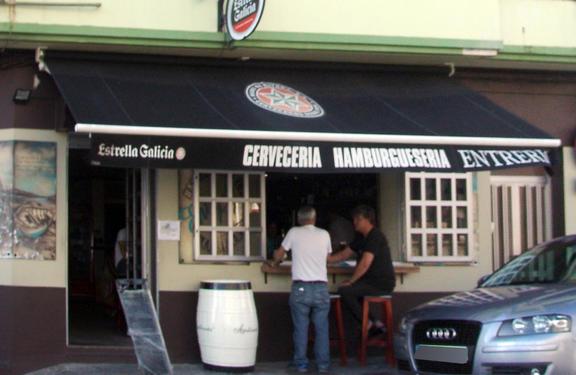 Cafetería - Hamburguesería  Entreríos
