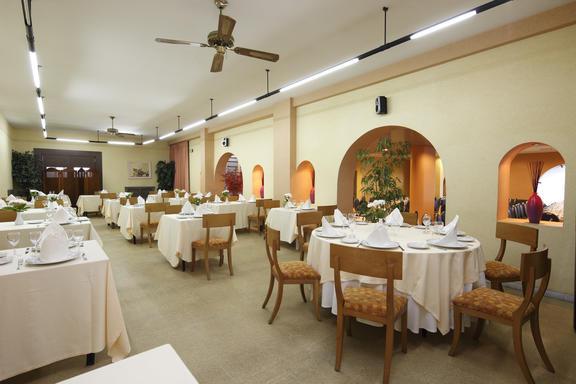 Restaurante Hotel Congreso