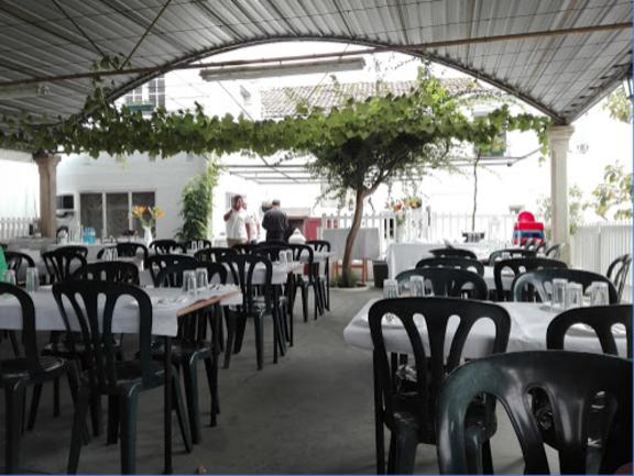 Restaurante Armando Blanco (A Casa das Tortillas)