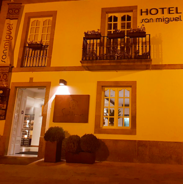 (é)tapa 5 - SOLLEIROS ESP. GASTRON. HOTEL SAN MIGUEL