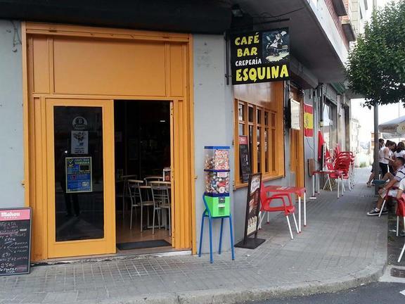 Café Bar Esquina