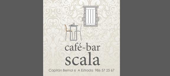 Ruta Castelao - Café Bar Scala