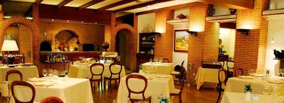 RTE. LA COCINA DE SEGOVIA-HOTEL LOS ARCOS