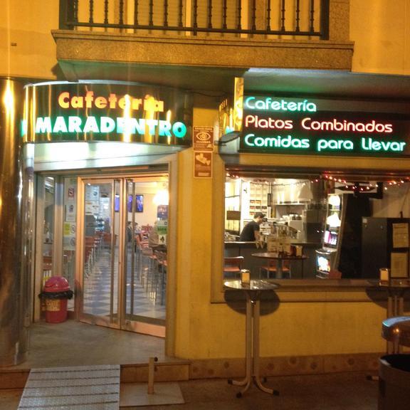 Cafetería Maradentro