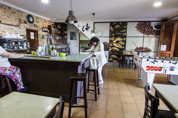 Café Bar Casa Javier