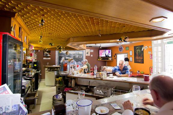 Café Bar A Colmena