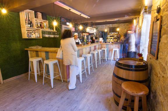 Restaurante La Terraza de Neira