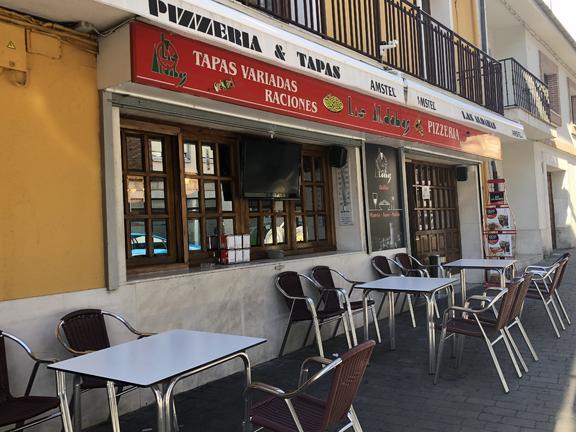Pizzería Las Aldabas