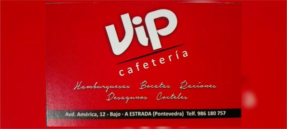 VIP Cafetería