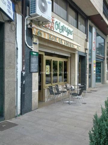Café Bar Os Amigos