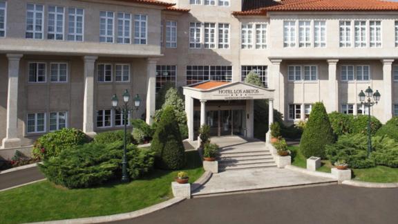 (é)tapa 6 - GRAN HOTEL LOS ABETOS
