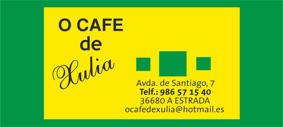 Ruta Rosalía - O Café de Xulia