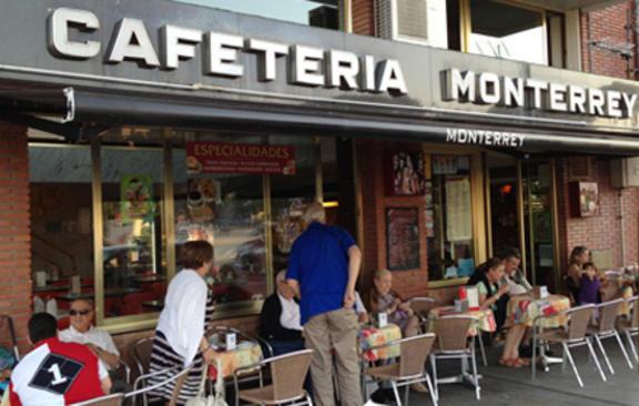 Cafetería Monterrey