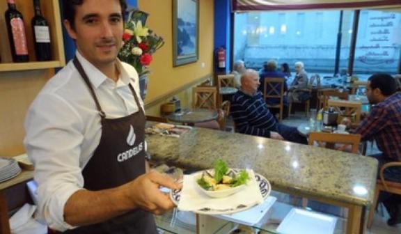 Z3 - Cafetería Delicias