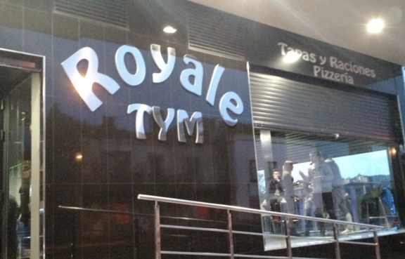 Royale TYM