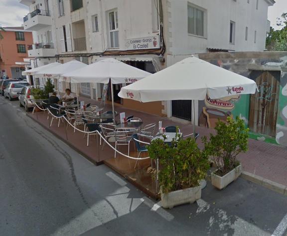 Cafetería Granja Es Castell