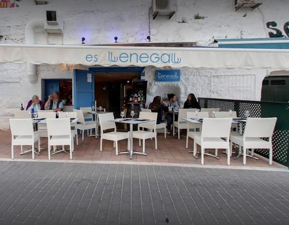 Restaurante Es Llenegall