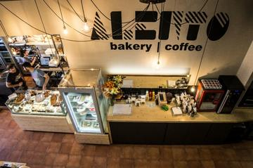 ALENTO BAKERY COFFEE