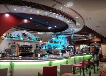 CAFÉ BAR AMERICA
