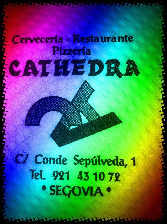 CERVECERÍA CATHEDRA