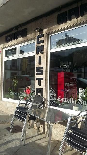 CAFÉ-BAR CRISTAL