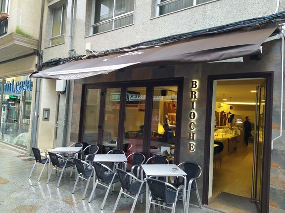 Pastelería Brioche