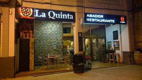 R_ Asador La Quinta Ribadeo