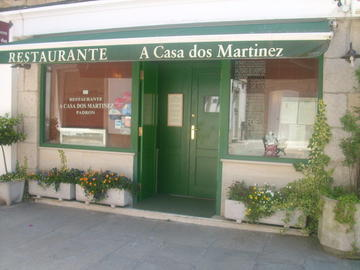Restaurante A Casa dos Martínez