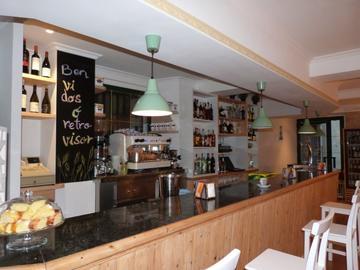 Café bar Retro.Visor