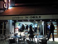 Cafetería Orly