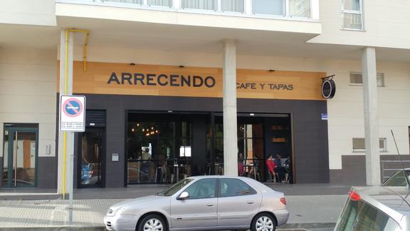 ARRECENDO