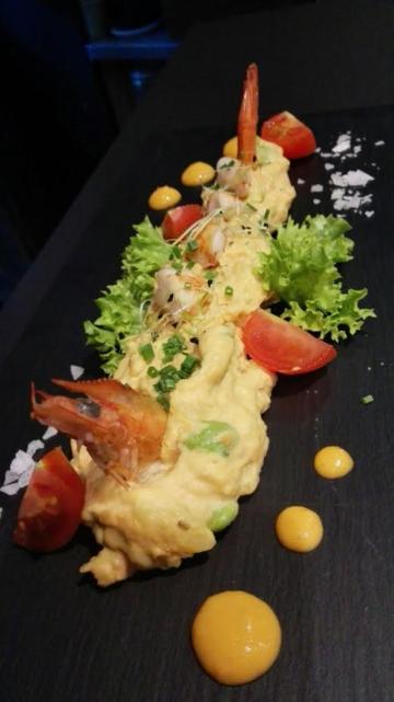 Ensalada japonesa