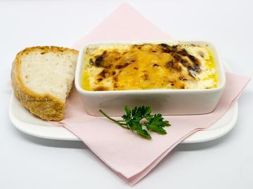 Pincho: Pastel de pataca de Galicia ao San Simón