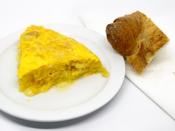 Pincho: Tortilla ao Arzúa Ulloa