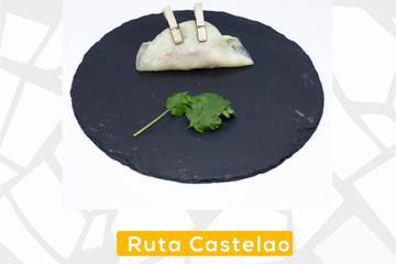 TORTIÑA DE PEKIN CON PORCO CELTA