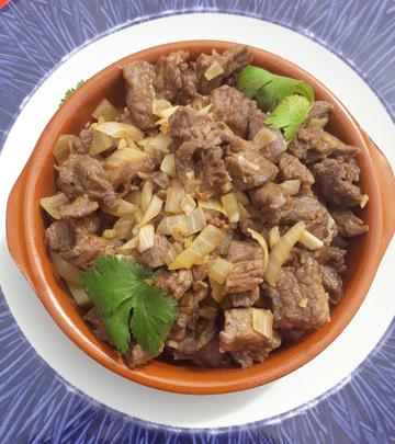 Carne richada de Forcarei