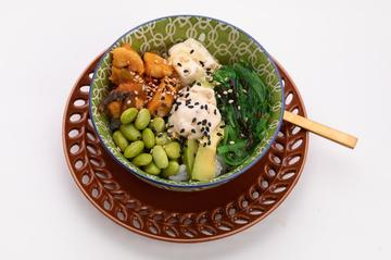 Poke-Bowl Carrilana  |  3€